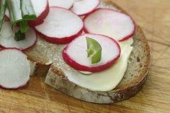 Radish Bread Stock Images