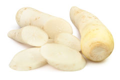Radish cut Stock Photography