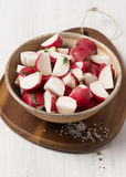 Radish Salad Royalty Free Stock Image