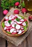 Radish salad Stock Photography