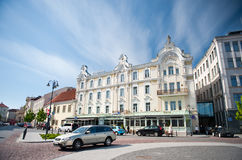 Radisson Blu Astorija Hotel in Vilnius, Lithuania Stock Photography