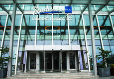 Radisson Blu Hotel Stock Images