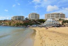 Radisson Blu Resort & termas Imagens de Stock