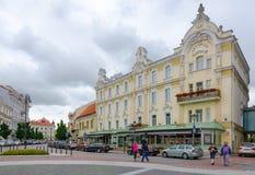 Radisson Blu Royal Astorija Hotel 5 *, Vilnius, Lituânia Fotografia de Stock