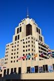 The RADISSON hotel in Astana Stock Photography