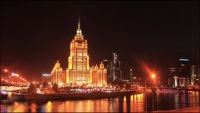 Radisson Królewski hotel Timelapse zdjęcie wideo
