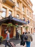 Radisson Royal Hotel, St. Petersburg Stock Photography