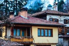 Тraditional bulgarian house Stock Images