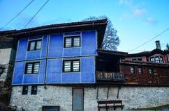 Тraditional bulgarian house Royalty Free Stock Image