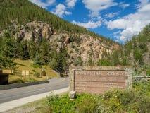 Free Radium Hot Springs Royalty Free Stock Images - 58000569