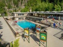 Free Radium Hot Springs Stock Photos - 58000593