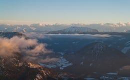 Radling mountain Royalty Free Stock Image