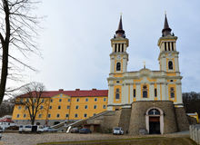 Radna Monastery Landmark Royalty Free Stock Photography
