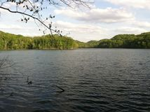 Radnor Lake. Hiking at Radnor Lake in Nashville, Tennessee stock photography