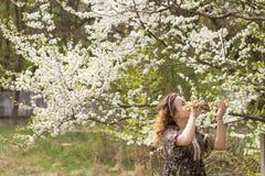 Radość wiosna Fotografia Stock