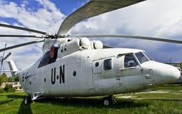 RADOM, Ucraina - 8 maggio: Mi-26. Immagine Stock Libera da Diritti