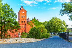 Radomysl Castle, Ukraine Royalty Free Stock Photography