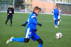 Radoslav Kovac - Slovan Liberec Royalty Free Stock Photo