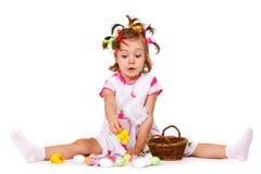 Radosny dzieciak Obraz Royalty Free
