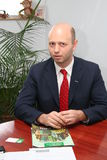 Radu Georgescu 免版税图库摄影