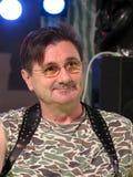 Radu Gheorghe. Great romanian actor and folk singer Royalty Free Stock Photos