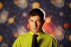 Radu Pietreanu. Is a romanian humorist and tv star Stock Image