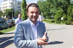 Radu Popa Stock Image