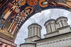 Radu Voda Monastery in Bucharest, Romania Royalty Free Stock Photography