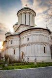 Radu Voda Monastery in Bucharest, Romania Royalty Free Stock Image