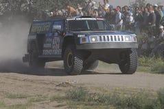 Raduno Dakar Argentina Cile 2009 Immagine Stock Libera da Diritti
