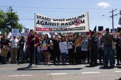 Raduno dell'Australia di recupero - Melton Fotografia Stock Libera da Diritti
