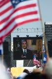 Raduno di immigrazione a Washington Fotografie Stock Libere da Diritti