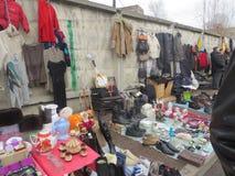 Raduno di scambio a Kiev Fotografia Stock