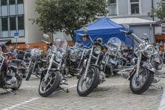 Raduno nazionale Halden, Norvegia 12 del MAIALE al 15 giugno 2014 (bici) Fotografia Stock Libera da Diritti