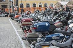 Raduno nazionale Halden, Norvegia 12 del MAIALE al 15 giugno 2014 (bici) Immagine Stock Libera da Diritti