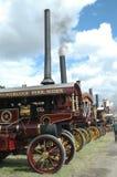 Raduno North Yorkshire del vapore di Pickering nel Regno Unito Fotografia Stock Libera da Diritti