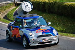 Raduno Rechberg-Rennen Immagini Stock