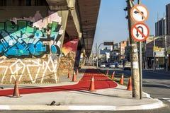 Radweg Stockbilder