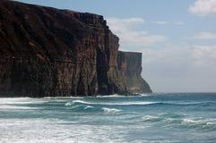 Radwick Bay, Hoy Island, Near Orkney,Scotland.UK Royalty Free Stock Photos