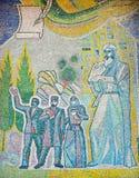 Radziecka sztuka Obrazy Royalty Free