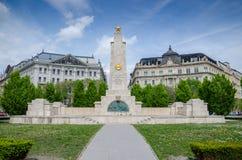Radziecki Czerwonego wojska pomnik Obraz Royalty Free
