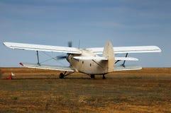 Radziecki samolot obrazy stock