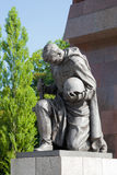 Radziecki wojenny pomnik, Treptower park, Zdjęcia Royalty Free