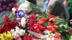 Radziecki Wojsko zwycięstwo Pomnik zdjęcie wideo