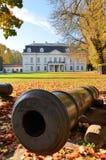 Radziejowice宫殿(波兰) 免版税库存照片
