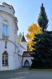 Radziejowice宫殿(波兰) 免版税库存图片