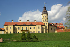 Radziwill castle in Nesvizh, Belarus Royalty Free Stock Photo