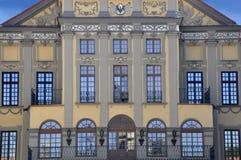 Radziwill Residence Stock Photography