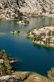 Rae湖 图库摄影