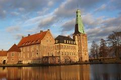 raesfeldschloss Fotografering för Bildbyråer